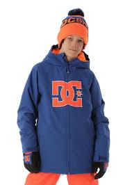 dc boys story jacket mazarine blue