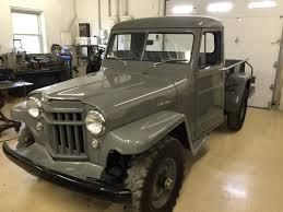 100 Willys Jeep Truck PickUp Revivaler