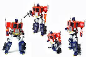 Coloriage Transformers 4 Optimus Prime