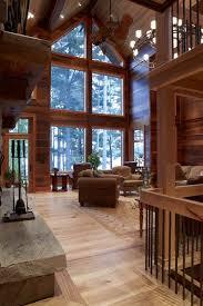 sofa wohnzimmer holz einrichtung treppe fenster design