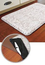 Padded Kitchen Floor Mats by Exellent Cushioned Kitchen Floor Mat Cook N Home Antifatigue
