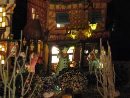 Lemax Halloween Village Ebay by Dept 56 Village Design Tips Michael J Hammel