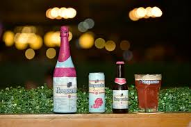100 Rosee Rose Colored Glasses Hoegaardens Pink Beer Is Now In The