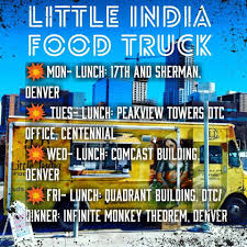 Little India Food Truck - Home - Denver, Colorado - Menu, Prices ... Route 40 Food Trucks Pinterest Food Truck And Coffee Maine Street Barbeque Co Pizza Tonight Food Google Search Mobile Studio Ideas Denver Best Us Cities For Trucks Popsugar Smart Living Michigan Colorado Chefs Roaming Hunger Food Booze Of Restaurants For 2013 303 Magazine On A Spit A Blog Pinche Tacos In Denvers 15 Essential Eater Usajune 9 2016 At The Civic Farmer Joes Truck Usajune Stock Photo 434429818 Heres Bar Converted Vw Bus Bar
