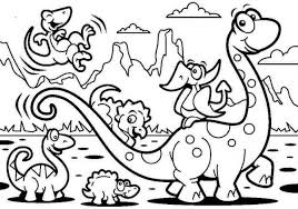 Medium Size Of Coloring Pagesdinosaurs Color Pages New 26 For Download With Dinosaurs