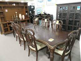 Dining Table Set Round For 8 Room Sets Kitchen Large Sale And Home Design