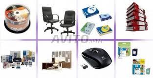 materiel bureau mobilier et matériel de bureau de aaz للبيع في في معدات مهنية