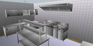 laboratoire de cuisine devis 3d sur demande pour les laboratoires hôpitaux chr cafés