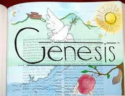 Bible Journaling Digitally Genesis Coloring PagesColoring BooksFree
