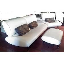 canapé steiner ensemble canapé fauteuil steiner cuir equinoxe achat et vente