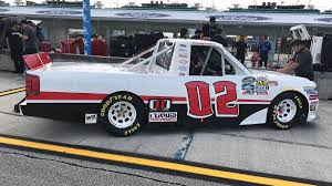 2017 NASCAR Camping World Truck Series Paint Schemes - Team #02