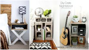 33 Simply Brilliant Cheap DIY Nightstand Ideas ... 33 Simply Brilliant Cheap Diy Nightstand Ideas 20 Tile Flooring Trends 21 Contemporary Piece Argos High Chairs Standard Antonio Room Ding Decor Bamboo Table Chair Covers Set Vintage Painted 17 Classic Vintage Home Office Library Design With Wooden 3 Ways To Increase The Height Of Wikihow 22 Modern Living Design Nice Photos Remodel And Best Bedroom And Designs For 2019 Small Storage Tips How Create A Midcenturyinspired Living Room Real Homes Surprising Wooden Simple Images