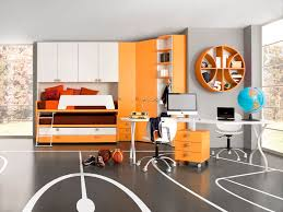 chambre basketball chambre originale garcon