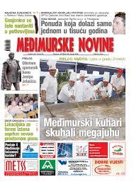 Međimurske novine 673 by mnovine issuu