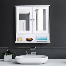 spiegelschrank mit ablage