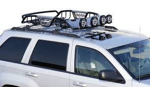 Big Country Truck Accessories BIG COUNTRY Safari Rack. Roof Mounted ...