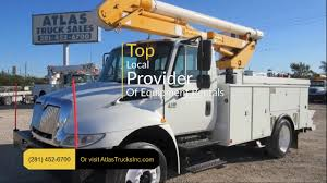 100 281 Truck Sales Bucket S For Sale Used Boom S Atlas S Inc