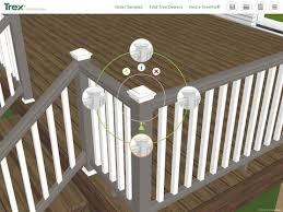 trex deck designer app plan and create your trex dream deck and