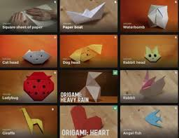 Learn Origami Techniques Starting From Basics To Water Bombs Cat Dog Rabbits