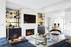 Wall Mounted Televisions Like This One In A Los Angeles Home Featured House Calls Can Be Major Acoustical Headache Homes