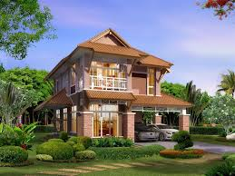 100 Modern Thai House Design Modern With Old Style Style House Styles