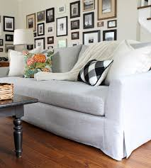 Restoration Hardware Slipcovers   Comfort Works 10 Best Sofa Covers In 2019 Toprated Couch Chair Slipcovers Glamorous Chaise Lounge Cover Grey Living Room A New Look At Slip With Bemz House Of Brinson Hampton Bay Beacon Park Cushionguard Pewter Patio Slipcover 58 For How To Make A Slipcover Part 1 Intro Custom Ping How Sew Parsons For The Ikea Henriksdal Armless Leather Low Veranda Classics Sofas Couches Classic Surefit Gray Pin On Home Shat Ideas Chairs Contemporary Sims Rooms Modern Rolled Arm