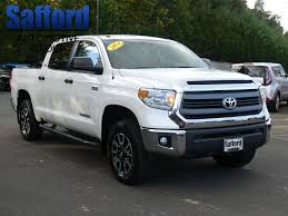 Pre-Owned 2014 Toyota Tundra 4WD Truck SR5 Crew Max In ...