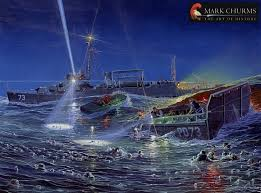 uss indianapolis crew rescue by apd 73 u s s indianapolis