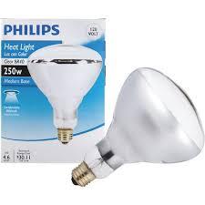 philips br40 incandescent heat light bulb walmart com