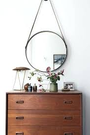 Kmart Bedroom Dressers by Round Hanging Mirror Kmart Round Hanging Mirror Target Black Round
