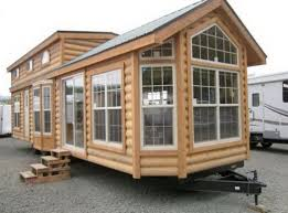 Cabin Park Model Living Breckenridge Cpgp Log Bestofhouse