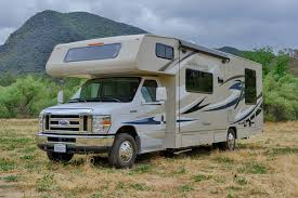 27 30 Ft Class C Motorhome With Slide Out