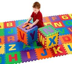 Foam Floor Mats Baby by Interlocking Foam Floor Tiles For Kids Room Interlocking Foam