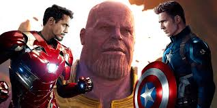 Infinity War RDJ Teases Cap Iron Man Conflict