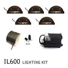 integral lighting il600 lighting kit