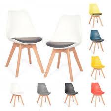 details zu 2er set esszimmerstühle esszimmerstuhl küchen stuhl kein recycelter kunststoff