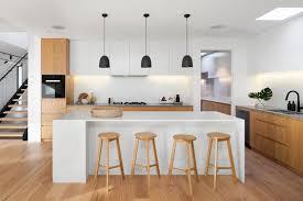 minimalistische aber wohnliche küchen geradlinige