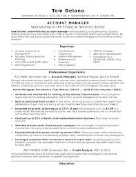 Accounting Manager Resume Examples Regional Account Accounts Sample