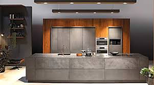 Concrete Kitchen Kh System Mobel