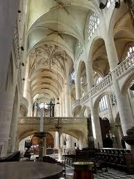 file 75 église étienne du mont vue générale