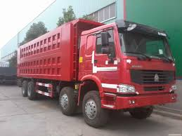 Used Howo Truck For Sale In South Korea 8*4 Dump Truck For Sale ...