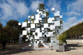100 Nomad Architecture Small Nomad House Many Small Cubes By Sou Fujimoto At Tuileries