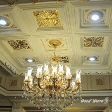 decorative waterproof drop ceiling tiles for sale building