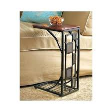 Sofa Snack Table Walmart by Side Tables Bedroom For Sale In Durban White Table Walmart Pull