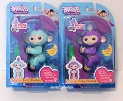 Zoe And Mia Are Our Names We Curious About The Large Earth Close To Me Is A Purple Monkey With Comfortable White Hair Turquois Who