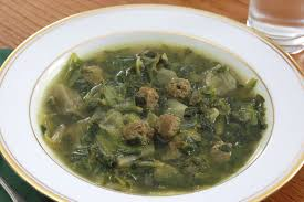 Where Did Pumpkin Soup Originated by Italian Wedding Soup Minestra Maritata