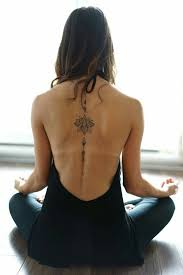 The 25 Best Female Back Tattoos Ideas On Pinterest