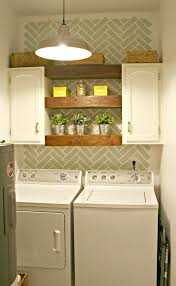 Charming Small Laundry Room Storage 25 Ideas Home Stories A To Z