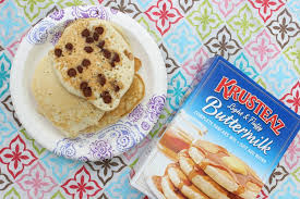 Krusteaz Pumpkin Pancake Mix Where To Buy by Oven Pancakes With Strawberry Sauce The Taylor House