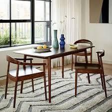 Lena Mid Century Dining Table